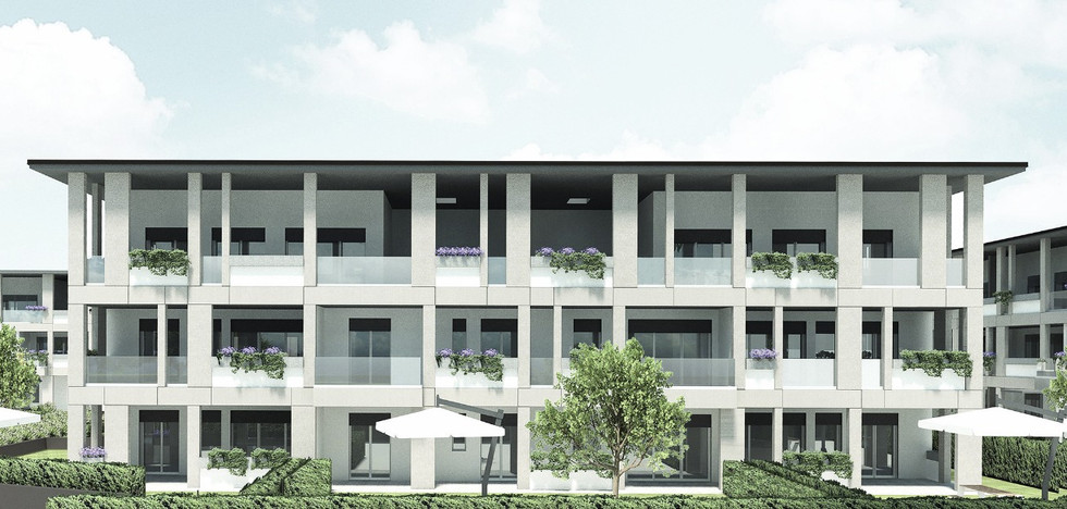 why associati architettura design landscape, Residential Housing