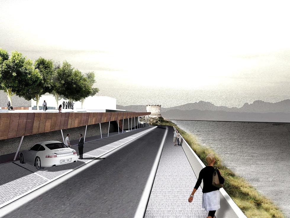 why associati architettura design landscape, competition Santa Teresa di Gallura