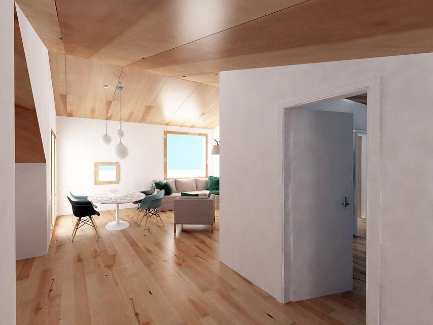 why associati architettura design landscape, Private House