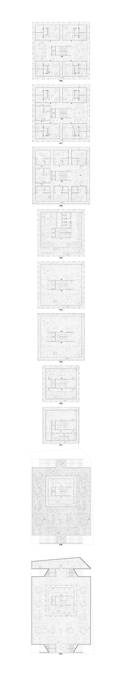 why associati architettura design landscape, Venice Call piante