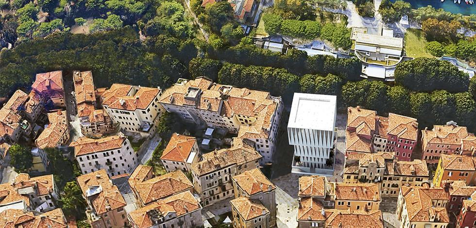 why associati architettura design landscape, Venice Call