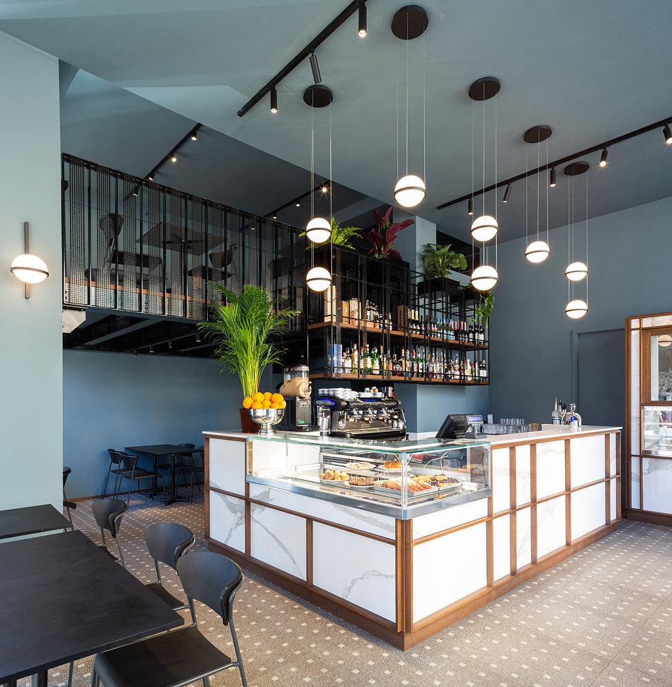 why associati architettura design landscape, Jet Cafè Bar Renovation