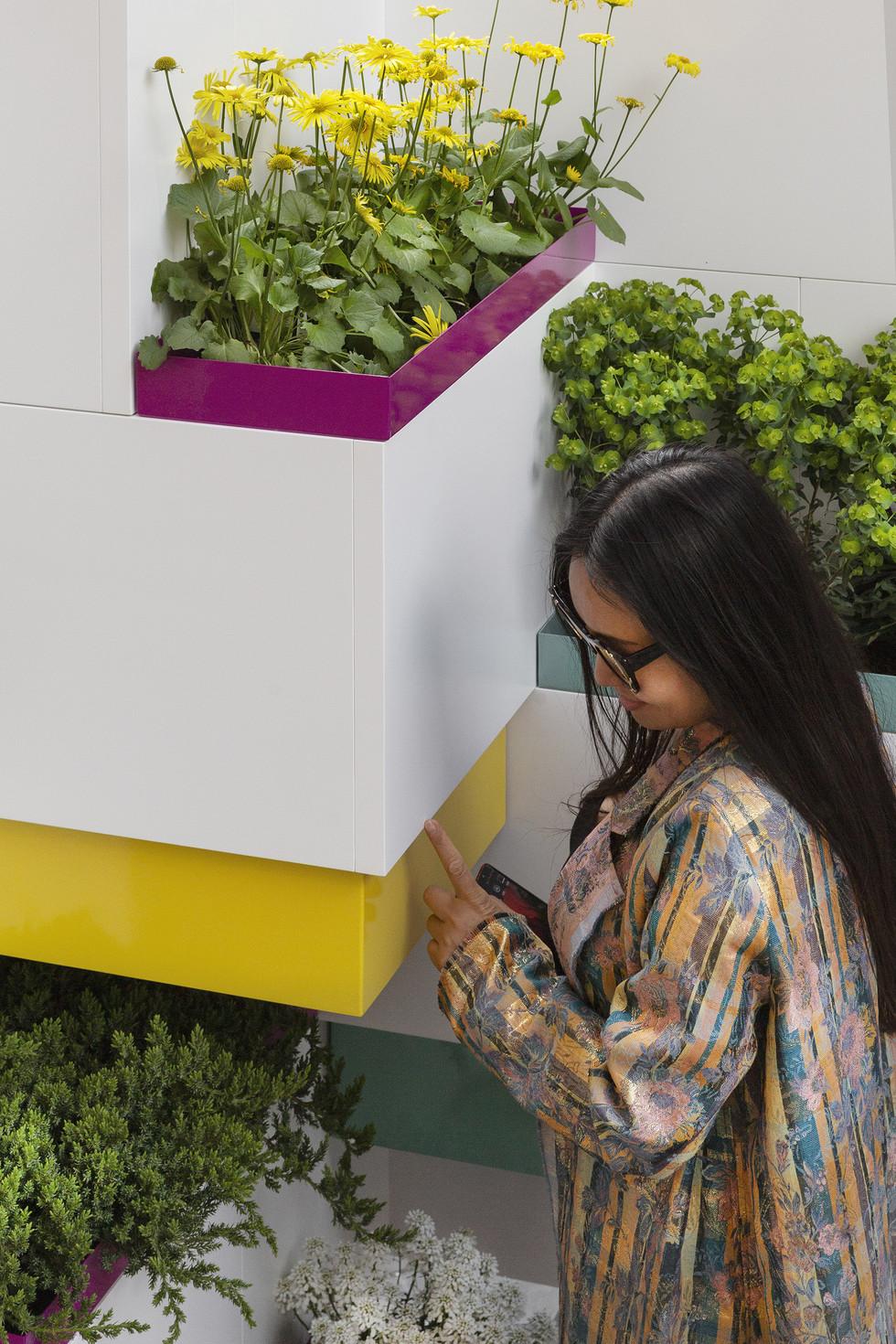 why associati architettura design landscape, Design Borneo Fuorisalone Ventura Future Base Milano