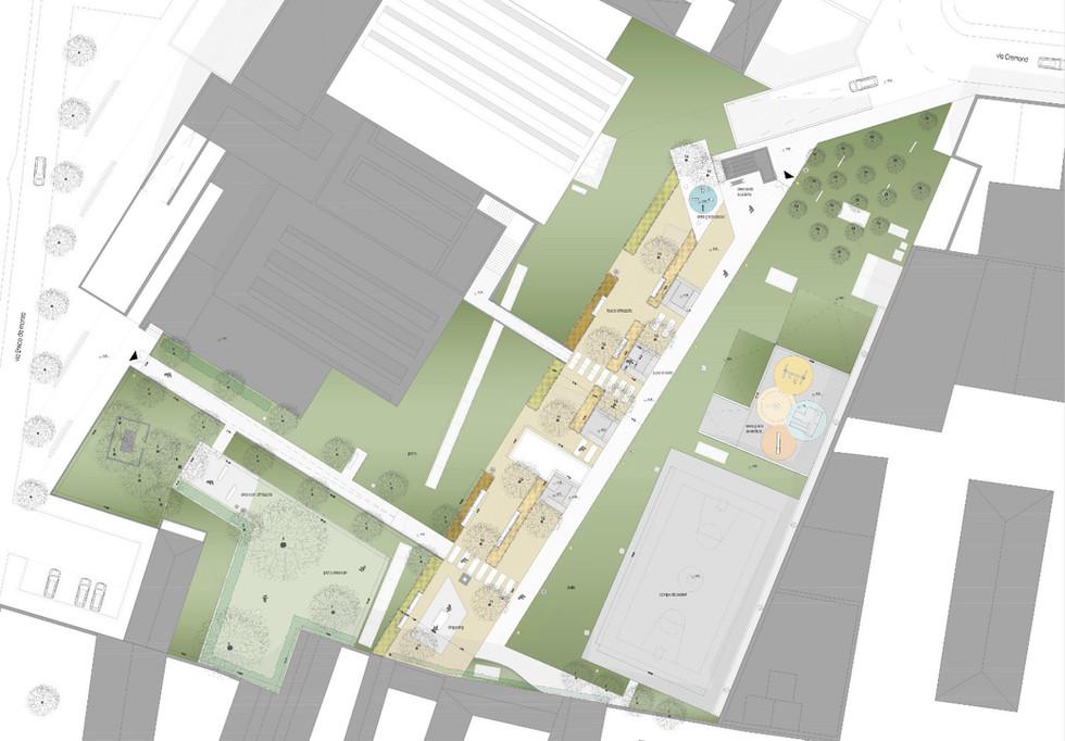 why associati architettura design landscape, Scuola Agraria Parco di Monza, parco pubblico