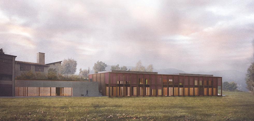 why associati architettura design landscape, +Uno Lattecaldo