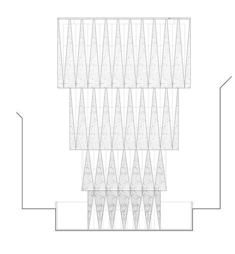 why associati architettura design landscape, Venice Call prospetto