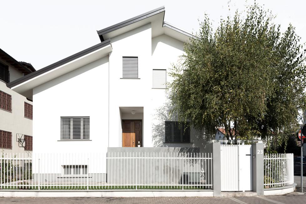 why associati architettura design landscape, rinnovo abitazione