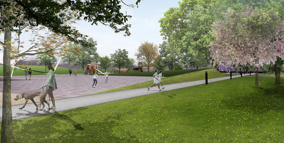 why associati architettura design landscape, Public Park