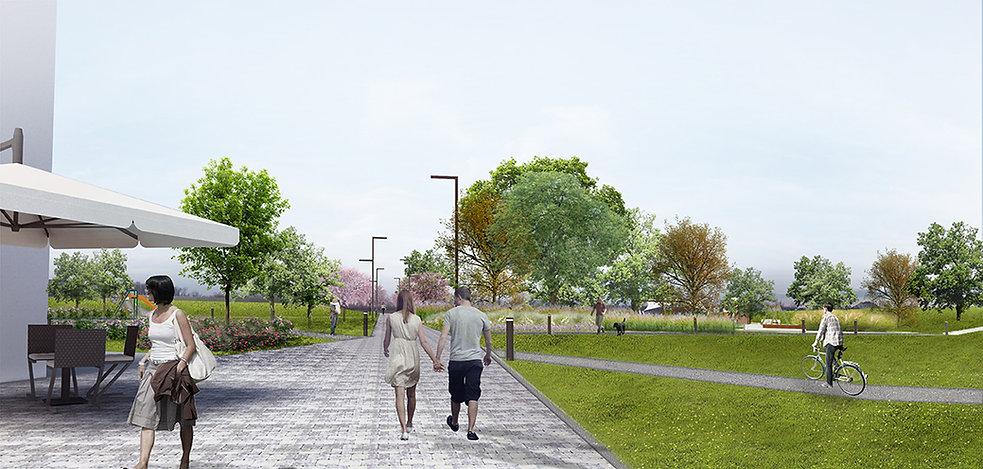 why associati architettura design landscape, Public Park