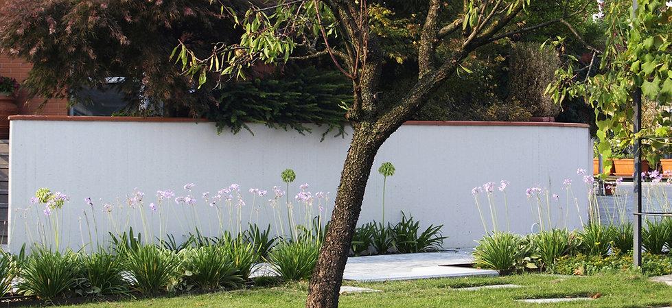 why associati architettura design landscape, realizzazione giardino allium