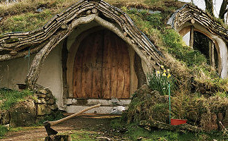 As portas da Casa Ogham se abrem