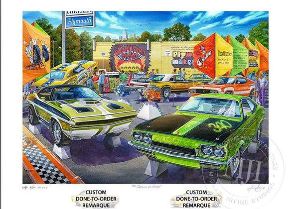 The Caravan of Speed