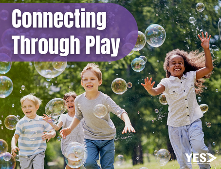 Connecting Through Play