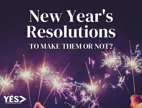 New Year's Resolutions! To Make Them or Not?