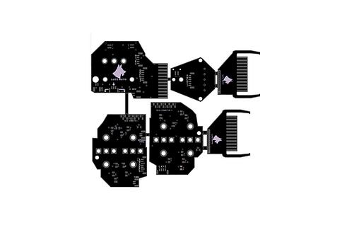79-81 Porsche 928 Gauge Cluster Printed Circuit Replacement