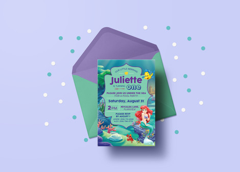 Juliette's First Birthday