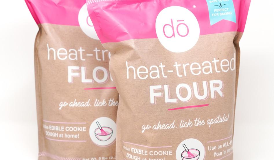 Heat-Treated Flour
