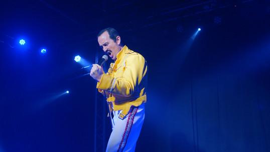 Eddie Devlin - Freddie Mercury  Queen On