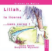 Lillah, la licorne... sans corne ! - cou