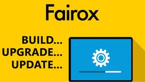 Fairox System Ad-Hoc Maintenance Announcement - 30 September 2021