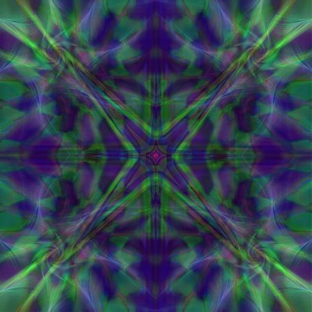 Quadro #4 Optical Illusion
