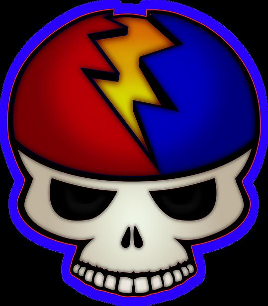 Grateful Skull III