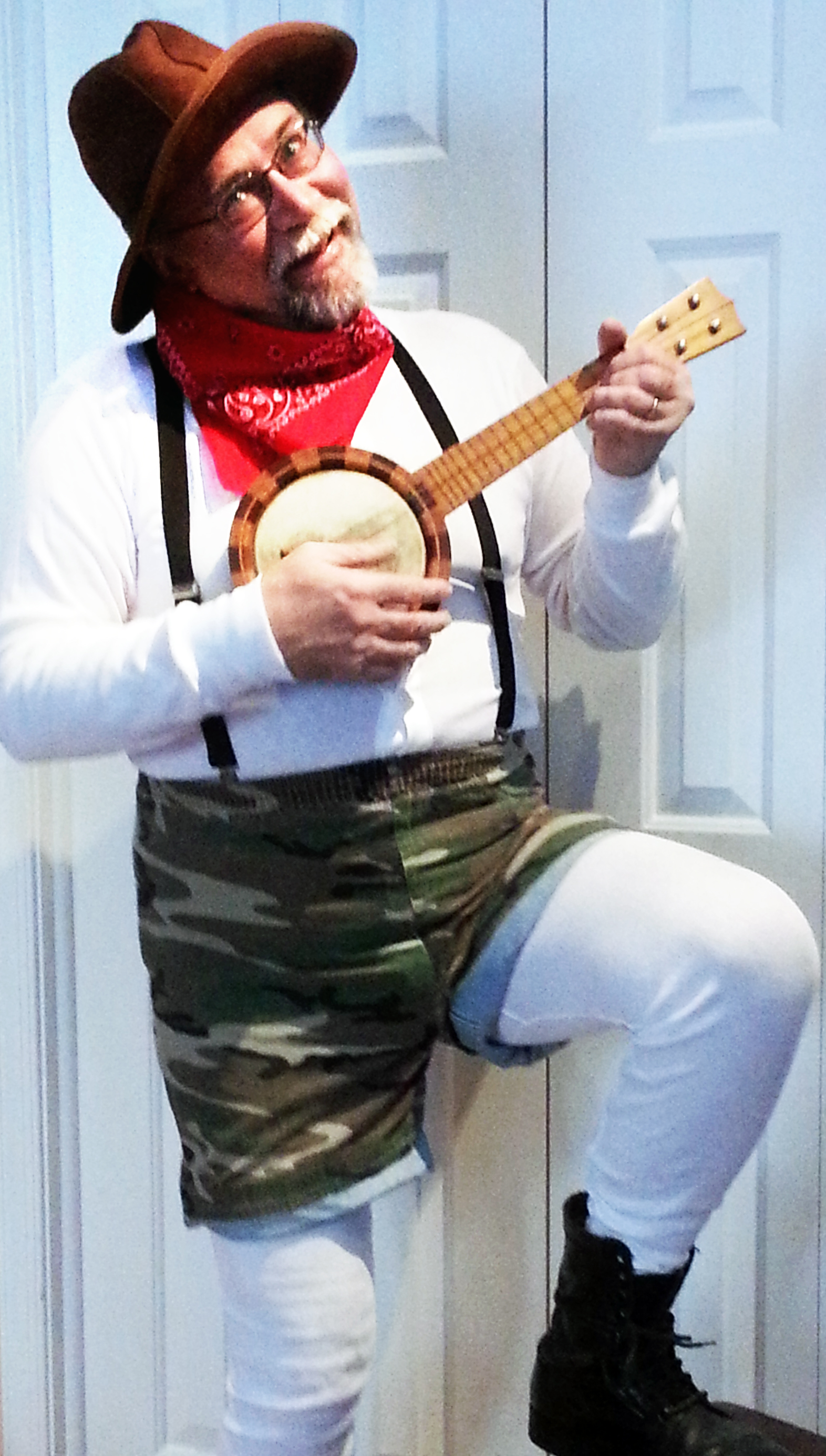 Ken as Cornelius Clodhopper