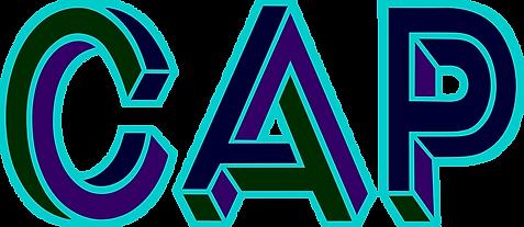CAP Impossible Letters Logo