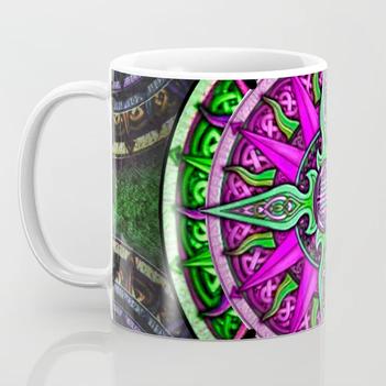 Celtic Compass #1 Coffee Mug