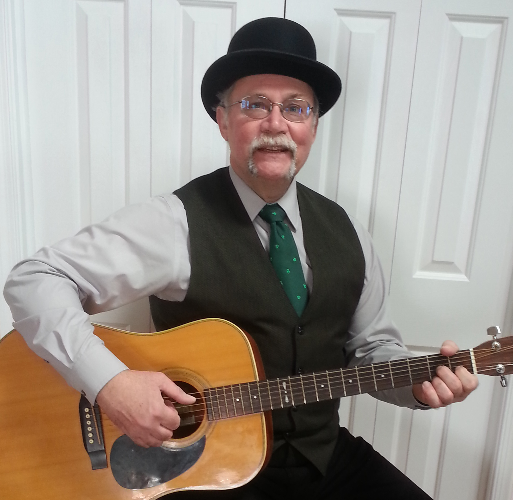 Ken Purcell on Saint Pat's