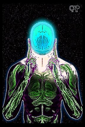 Mind #1 Meditation Poster