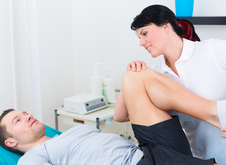 Physiotherapy Now Available!