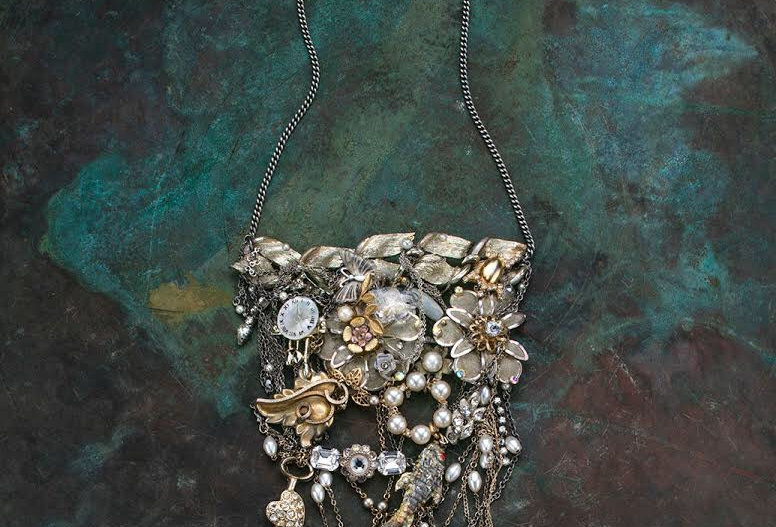 Key Heart Necklace