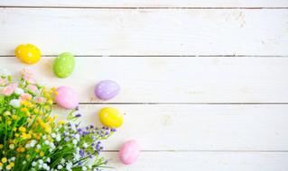 ... Pasqua 2019 ... da noi!!