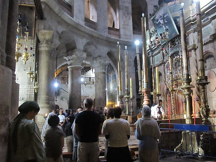 Holy Sepulchre Jesus Tomb and reseruction Jerusalem srael