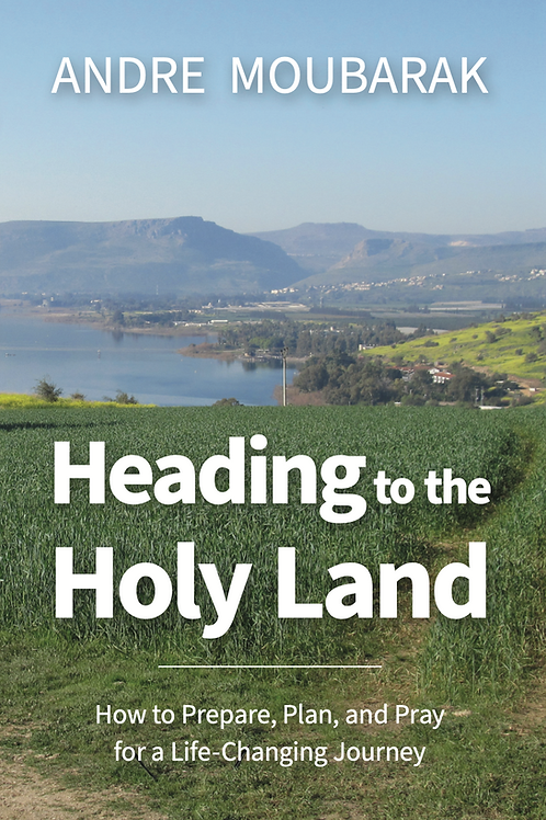 Heading to the Holy Land - Paperback