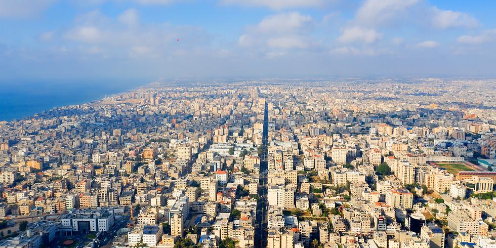 The Gaza Strip - Behind The Scenes