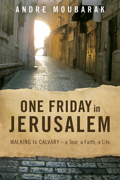 One Friday in Jerusalem - Hard Cover