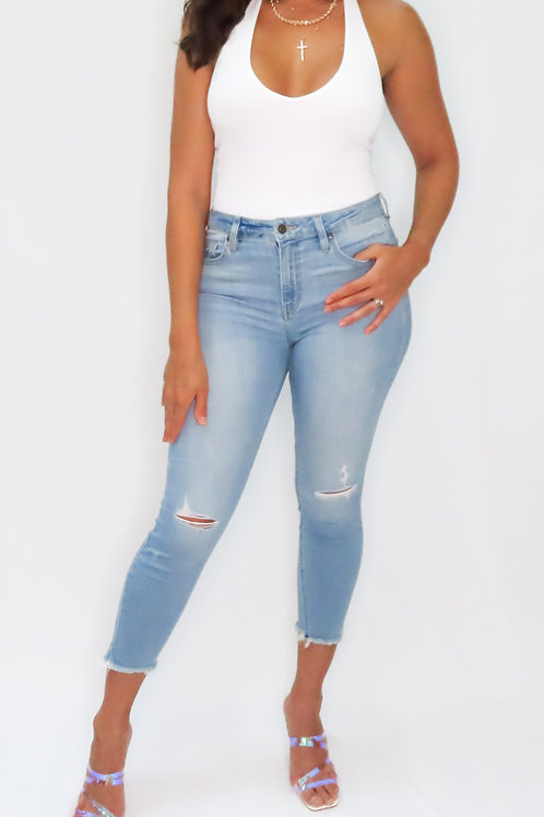 Serving Body Jeans
