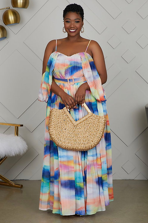 Color Me Palette Dress