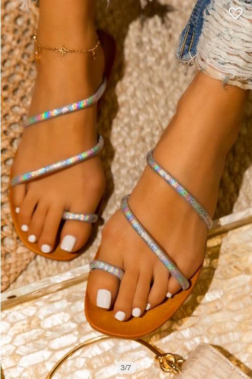 Curly Feet