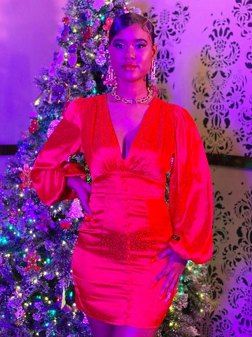 Merry Xmas Dress