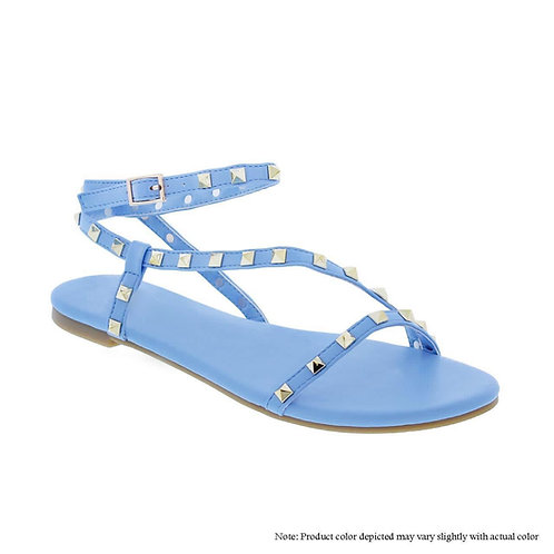 Cross your Tees Sandal