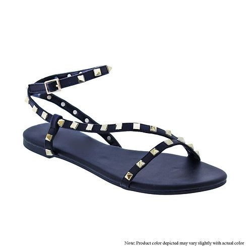 Cross your Tees Sandal