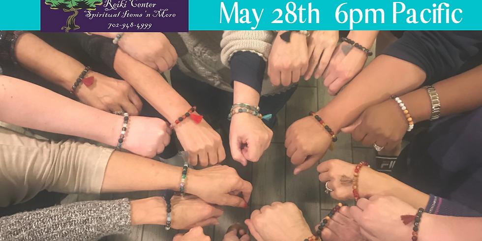 ESSENTIAL OILS 101 & Make Aromatherapy Bracelets with Natalie Carson Live On Line