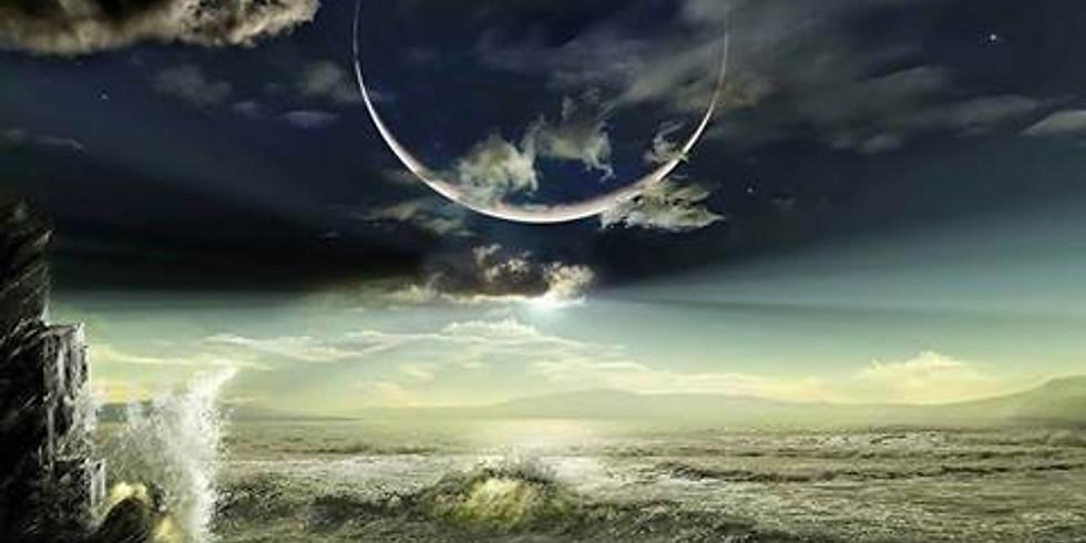 New Moon; Rituals, Manifesting, & Abundance Checks with Sam on Zoom