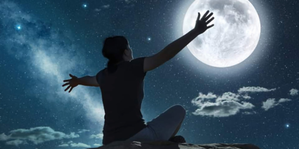 Seraphic Planetary Wash -Jupiter & Spiritual Power Meditation with Frances via Zoom