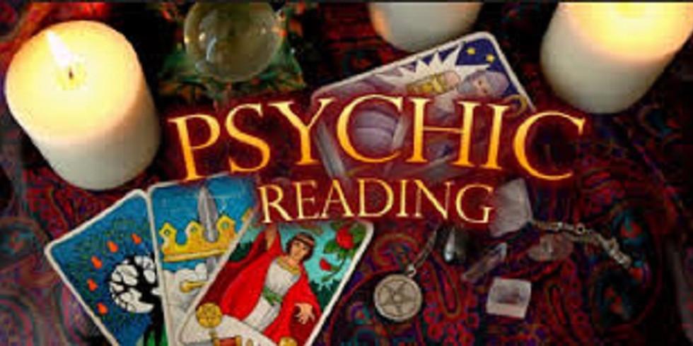 30 minute ON LINE PSYCHIC READINGS/MEDIUMSHIP or TAROT   (5)