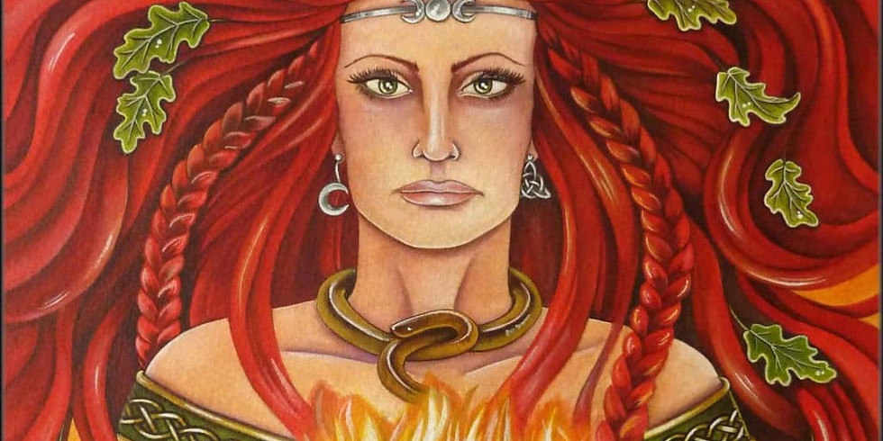 IMBOLC – Celtic Goddess Brigid Ceremony/Meditation w/Karen Jackson