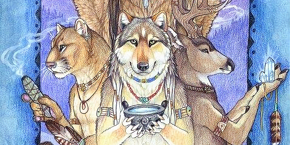 Discover Your POWER ANIMAL: A Shamanic Journey with Ray Veach on site at Center